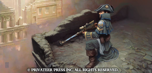 Iron Sights Preview – Privateer Press